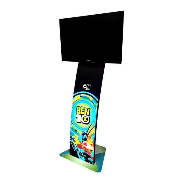 Style Tech Architectural Display Units ST-14 Ben 10 01